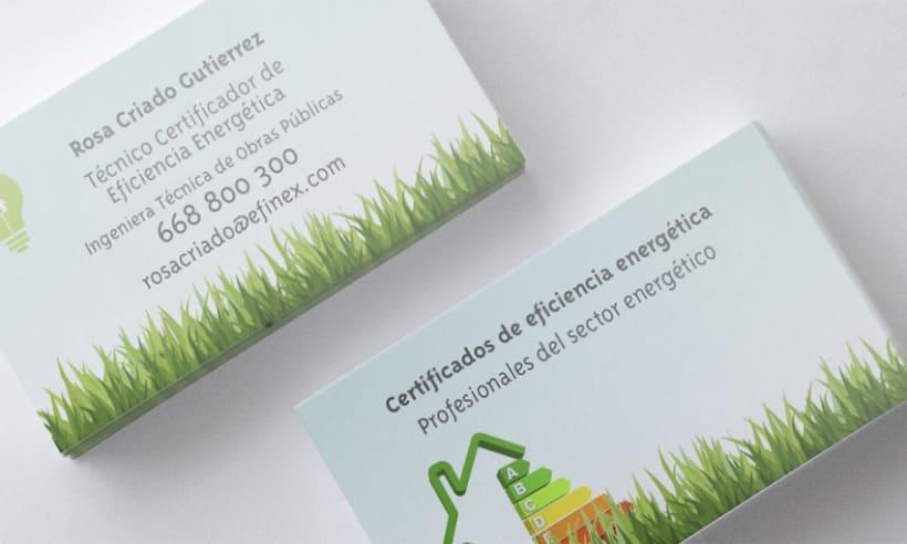 Diseño de tarjetas de visita 1
