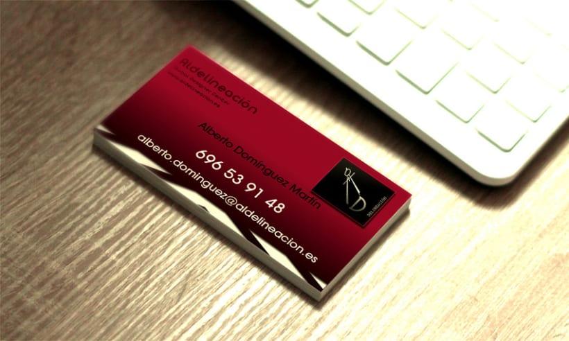 Diseño de tarjetas de visita 3