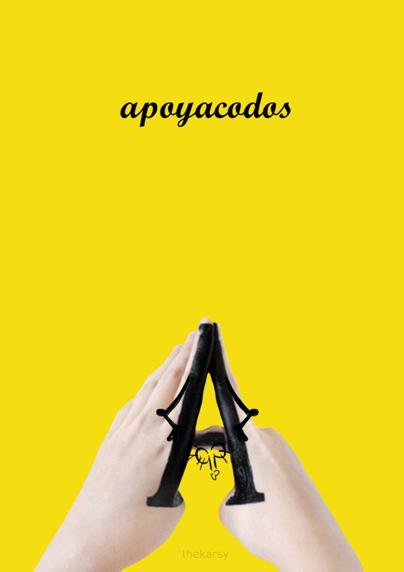 Apoyacodos -1