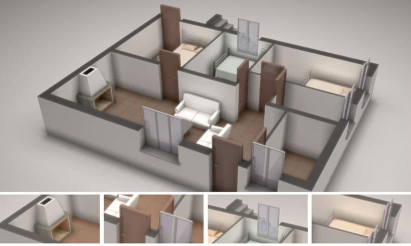 Infografías 3D realistas 1
