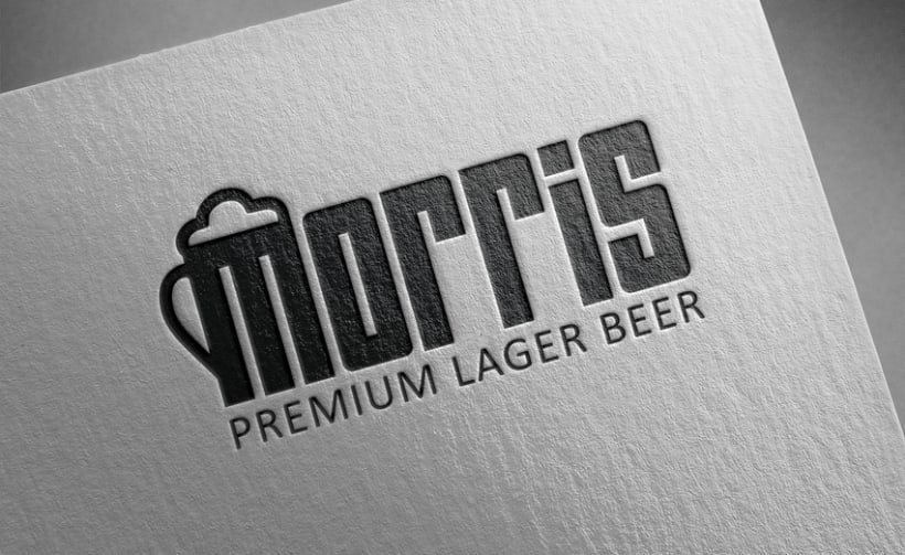 Cerveza Morris - Branding 6