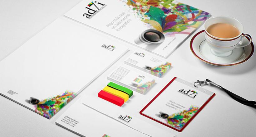 Branding - Estudio Fotográfico y Diseño - Arte Digital 7 Islas -1