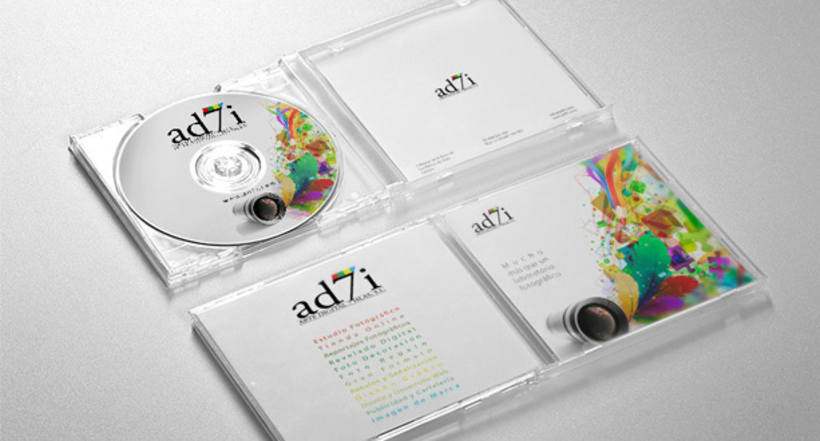 Branding - Estudio Fotográfico y Diseño - Arte Digital 7 Islas 2