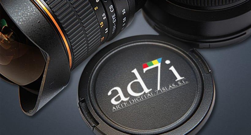 Branding - Estudio Fotográfico y Diseño - Arte Digital 7 Islas 3