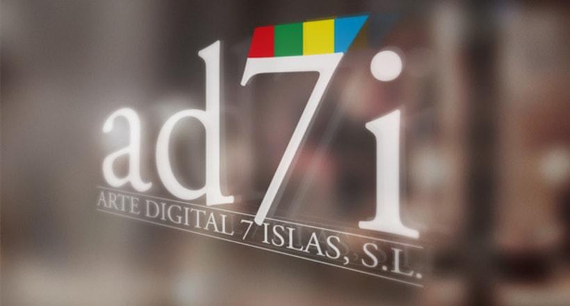 Branding - Estudio Fotográfico y Diseño - Arte Digital 7 Islas 7