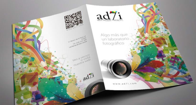 Catálogo Servicios - Estudio Fotográfico y Diseño - Arte Digital 7 Islas 0