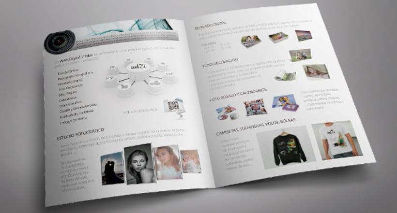 Catálogo Servicios - Estudio Fotográfico y Diseño - Arte Digital 7 Islas 1