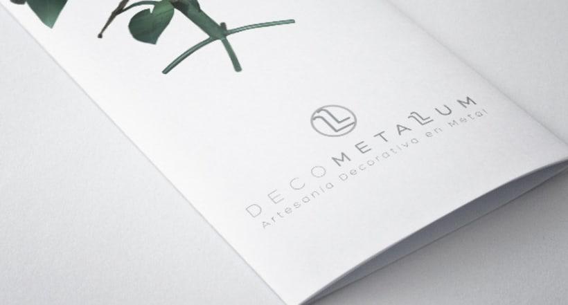 Tríptico de Servicios - Decometallum -1