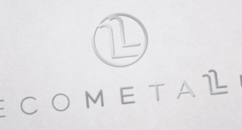 Logotipo, Tarjetas y Sello - Decometallum 1