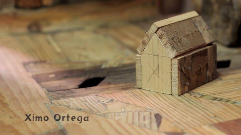 Video Promocional del artista Ximo Ortega 0