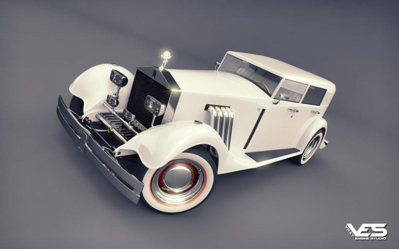 Rolls Royce Phantom  0