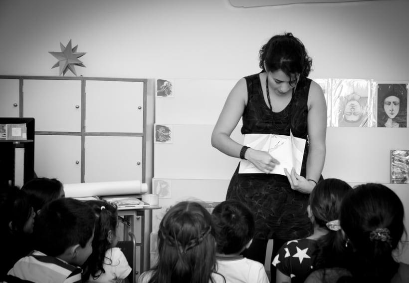 Workshops # 2  'Una caja de cuentos' 2
