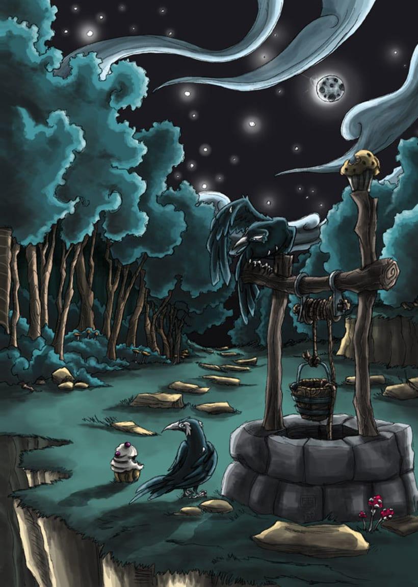 Mariren Seme-Alabak: Grimorio ilustrado sobre la mitología vasca. 0