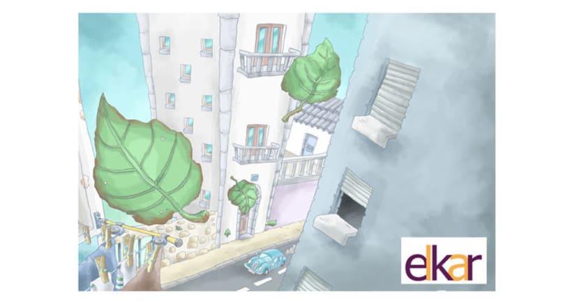 Elkar: Ilustraciones para cuentos infantiles. 0