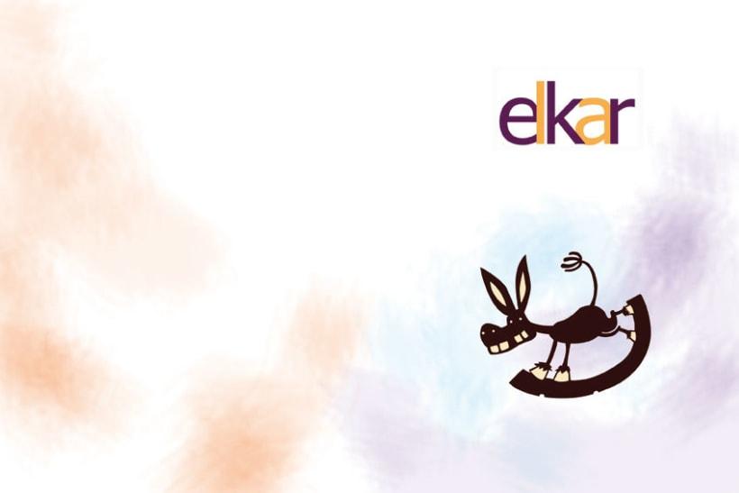 Elkar: Ilustraciones para cuentos infantiles. 5