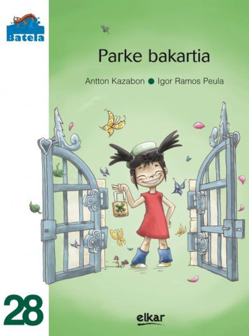 Elkar: Ilustraciones para cuentos infantiles. 7