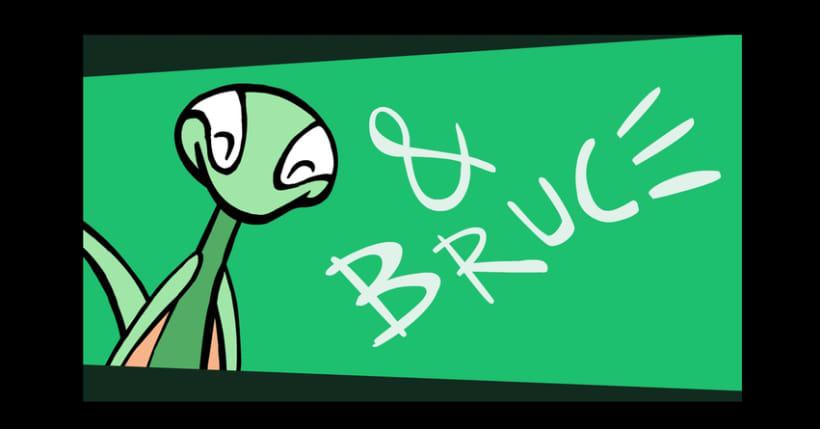 Kukü: Proyecto de animación 6