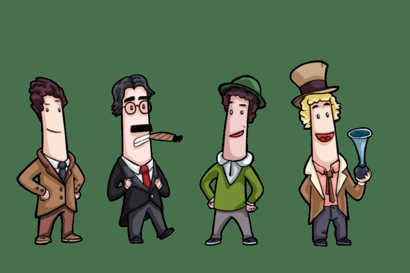 Kinito: Caricaturas de personajes famosos. Caricaturas personalizadas para regalo.  0