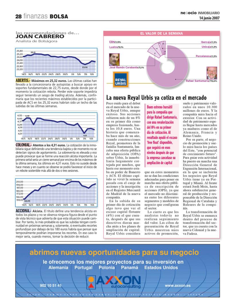 Diario del Negocio Inmobiliario 8