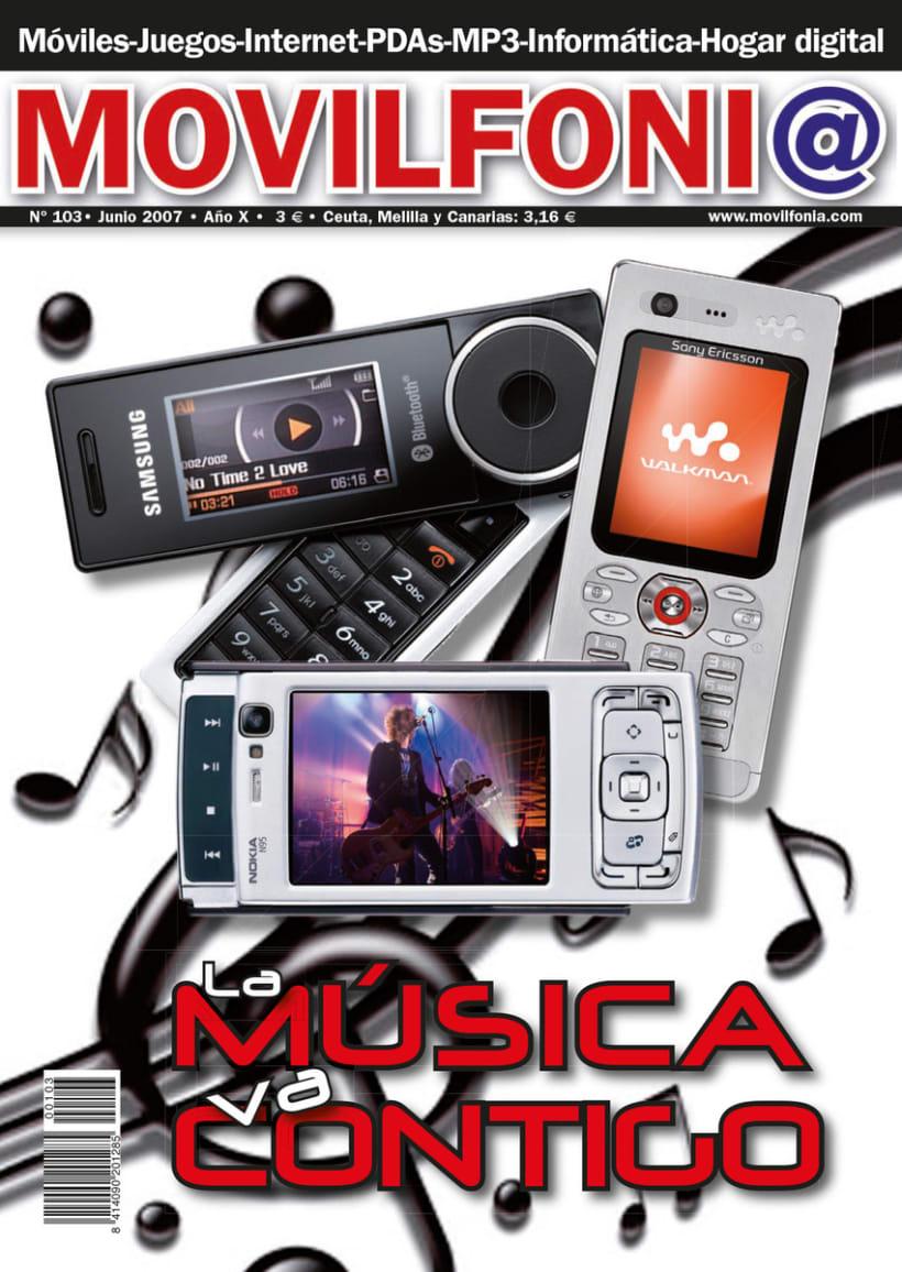 Revista Movilfonía 1