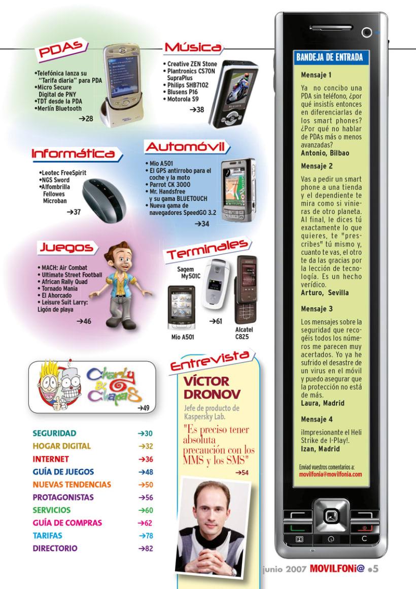 Revista Movilfonía 3