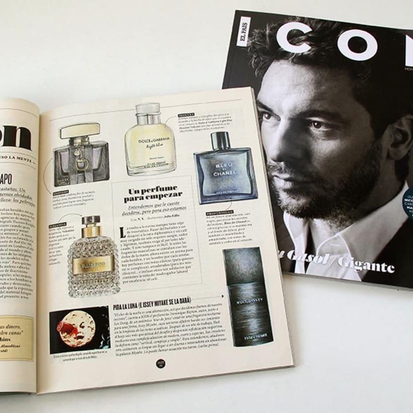 Perfumes para ICON 1