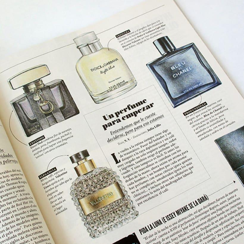 Perfumes para ICON 2