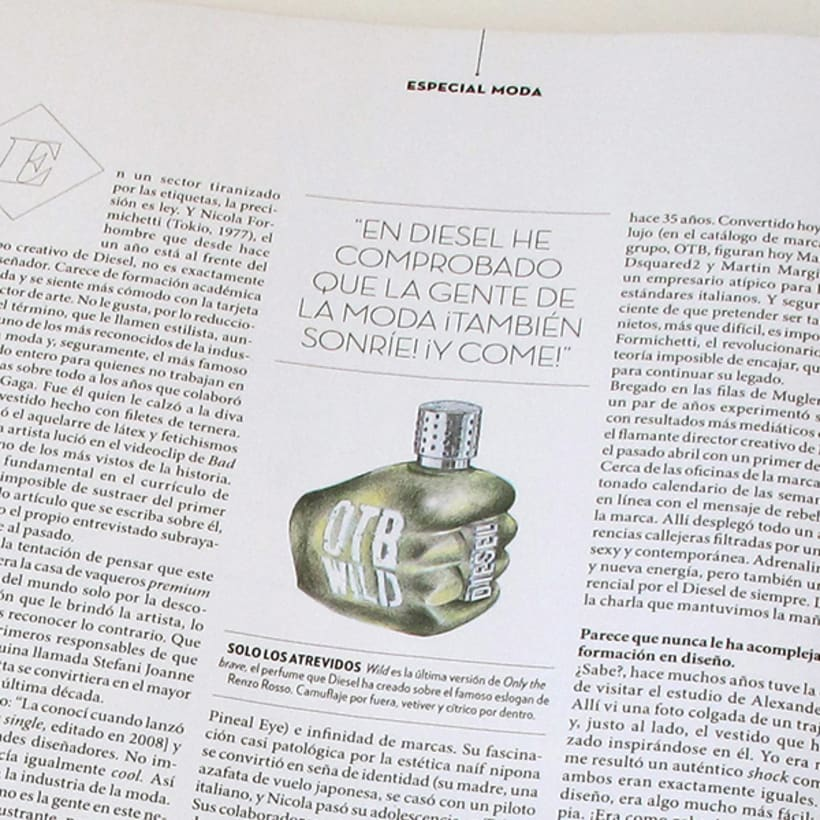 Perfumes para ICON 3