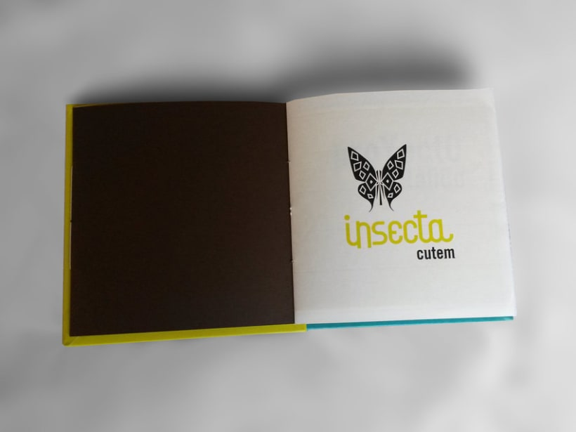 Insecta (Libro-Desplegable) 9