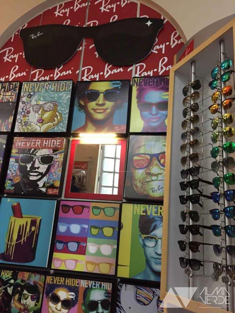 Feria Buro  - Exhibición Stands 3