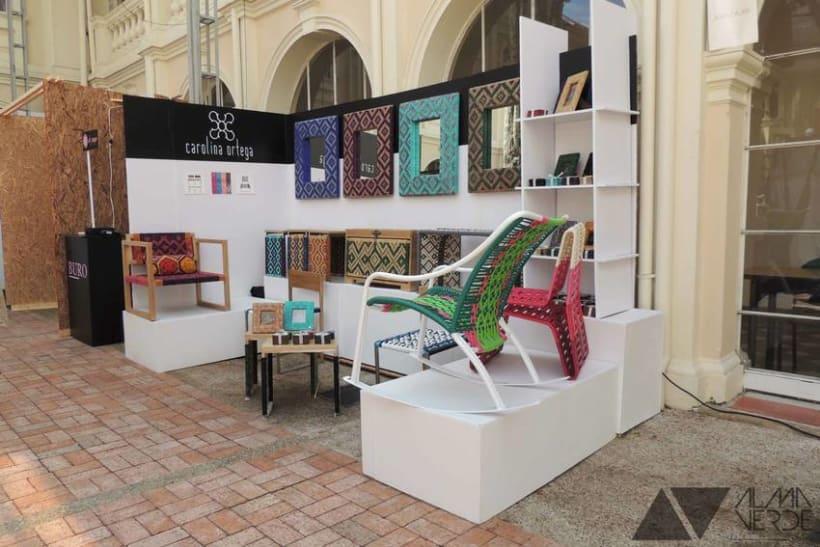 Feria Buro  - Exhibición Stands 5