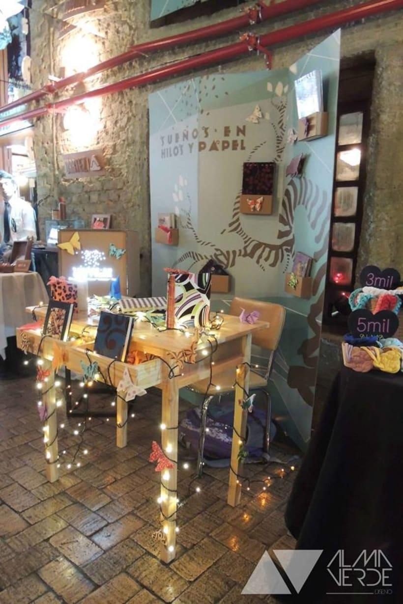 La divina Feria 2014 - Intervención espacios y exhibición 6