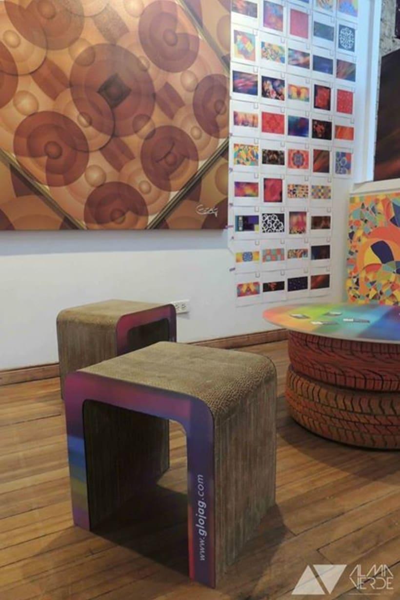 La divina Feria 2014 - Intervención espacios y exhibición 9
