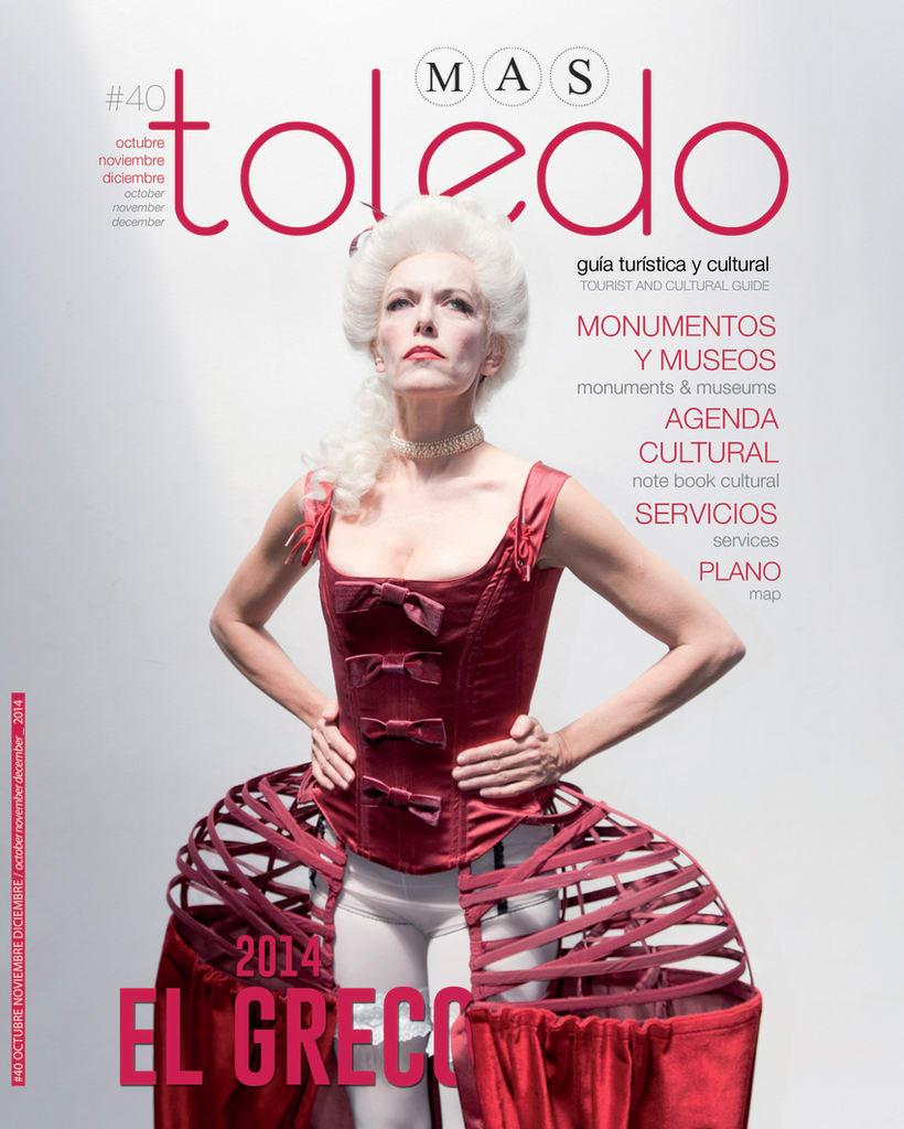 """Número 40 """"TOLEDO, guía turística y cultural"""" 0"""