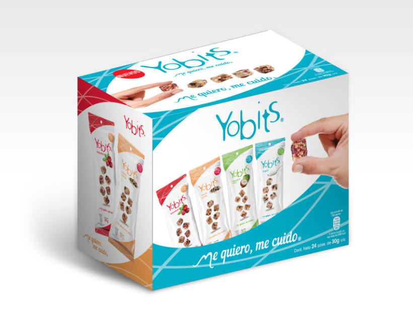 Yobits - Me quiero, Me cuido 1