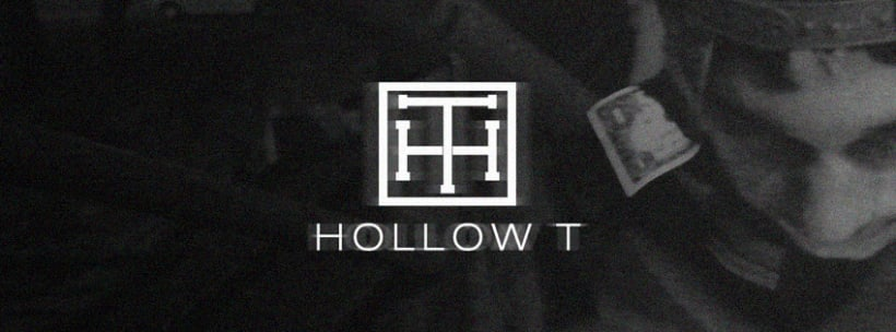 HOLLOW T - Logo y banners. 1