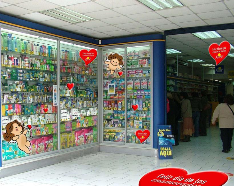 Campaña dia de los enamorados, retail. -1