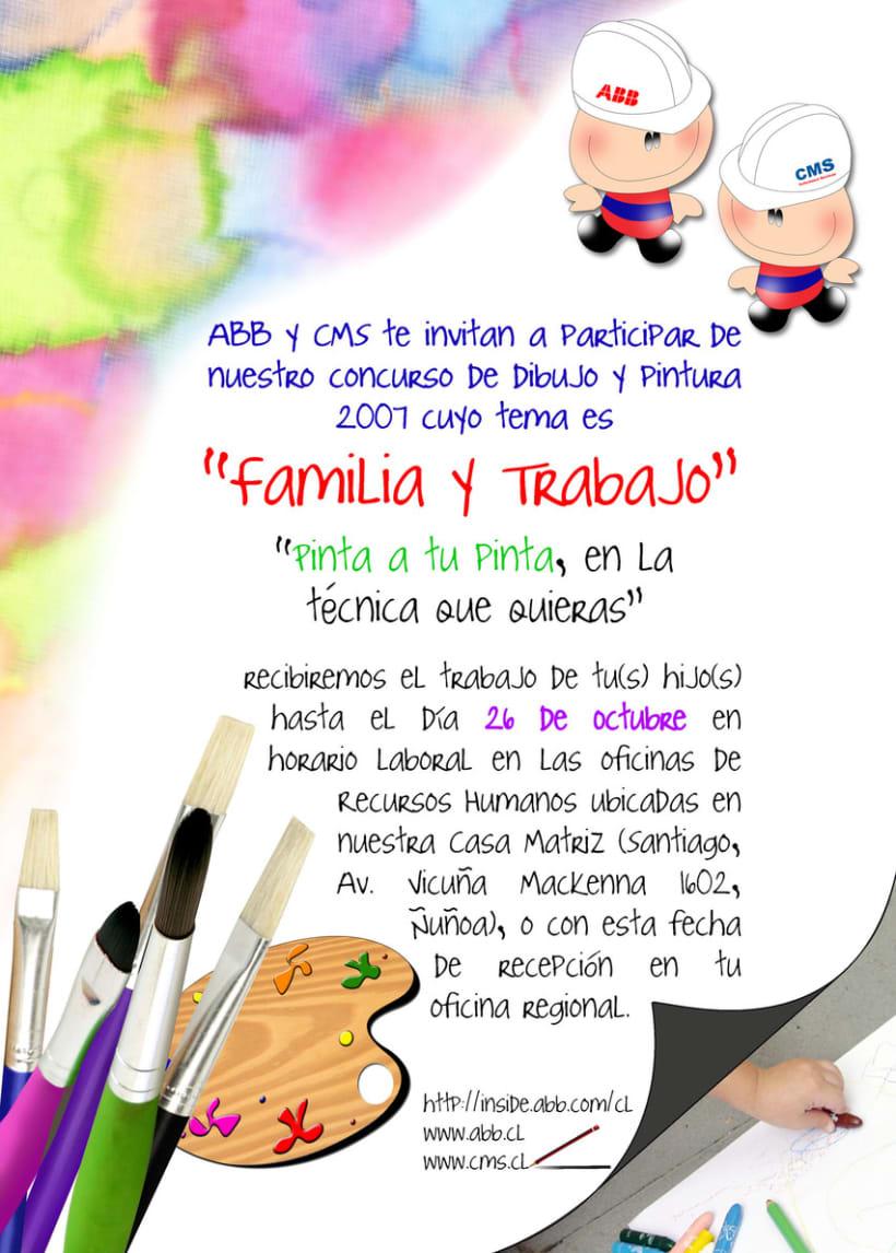 Invitacion a pintar, comunicacion interna. -1
