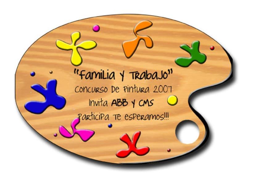 Invitacion a pintar, comunicacion interna. 0