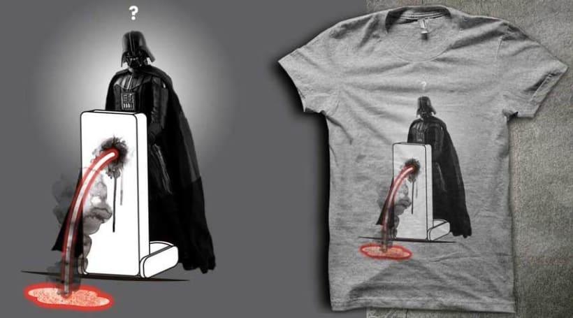 ilustraciones para camisetas 1