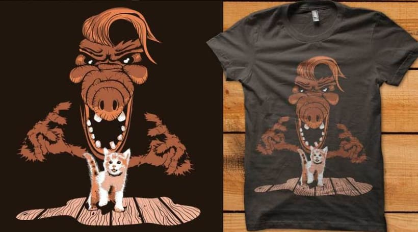 ilustraciones para camisetas 6