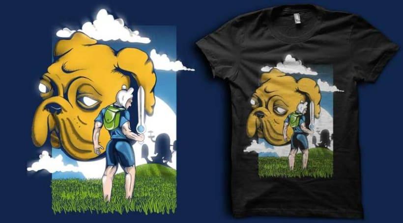 ilustraciones para camisetas 7