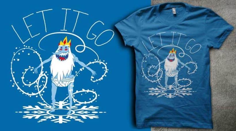 ilustraciones para camisetas 13