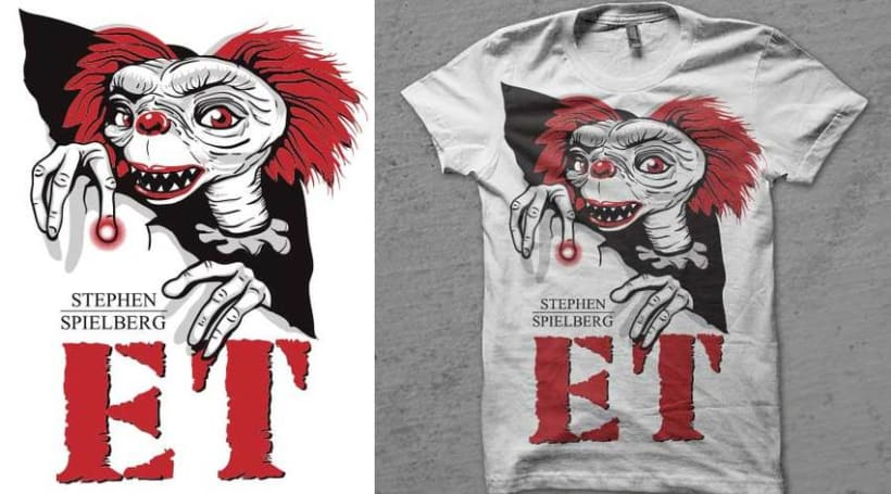 ilustraciones para camisetas 17