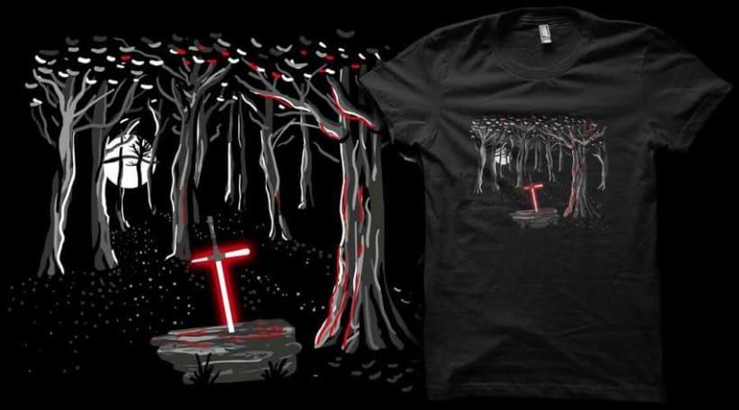 ilustraciones para camisetas 21