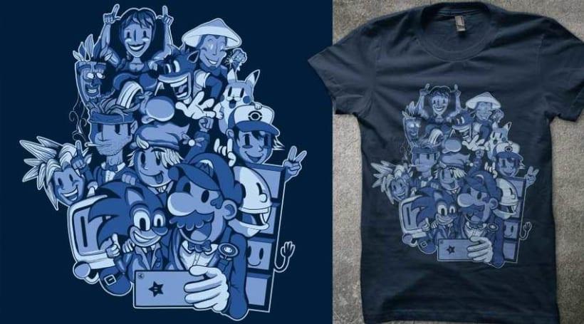 ilustraciones para camisetas 27