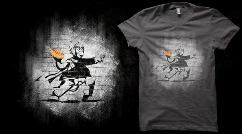 ilustraciones para camisetas 33