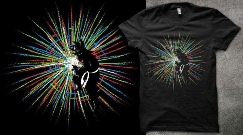 ilustraciones para camisetas 34