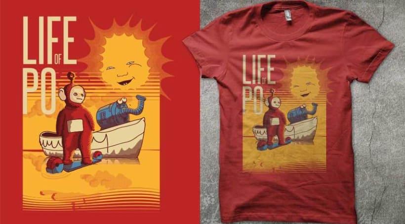 ilustraciones para camisetas 37