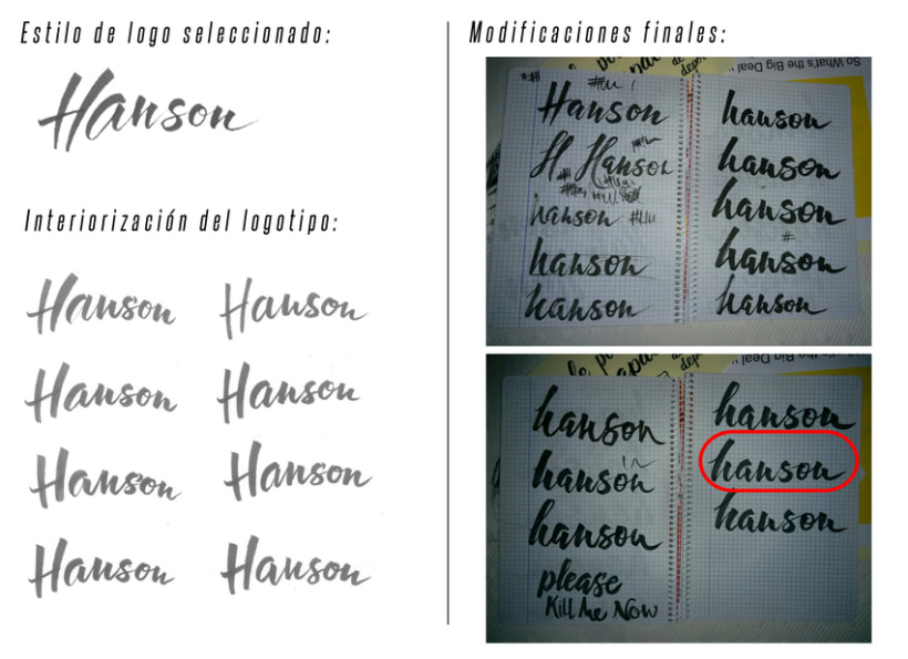 'Hanson' 4